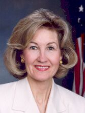 US Senator Kay Bailey Hutchison