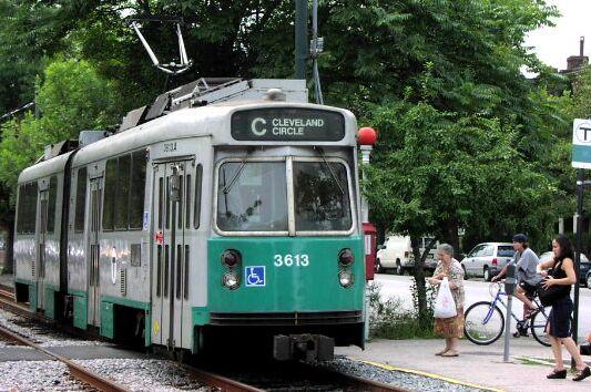 Boston Light Rail Transit Overview