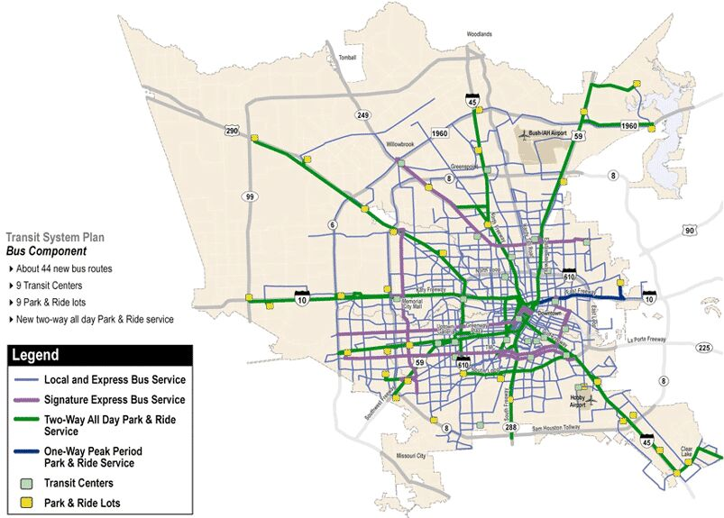 As Houston's Light Rail Project Nears Finish, Major Vote