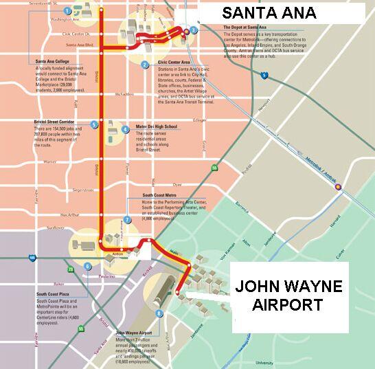 Orange County: (Shorter) CenterLine LRT Still on Track on