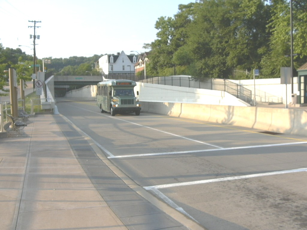Pittsburgh West Busway