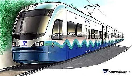 Seattle LRT - rendition
