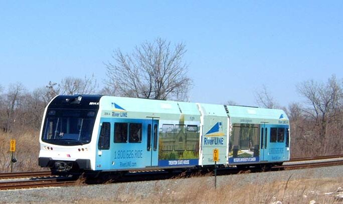 Camden-Trenton: River Line Light Railway Gains Riders, Spurs