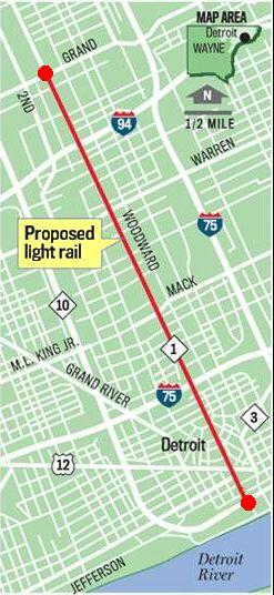 M1 Rail Map Light Rail Now! NewsLog   Light Rail Transit News